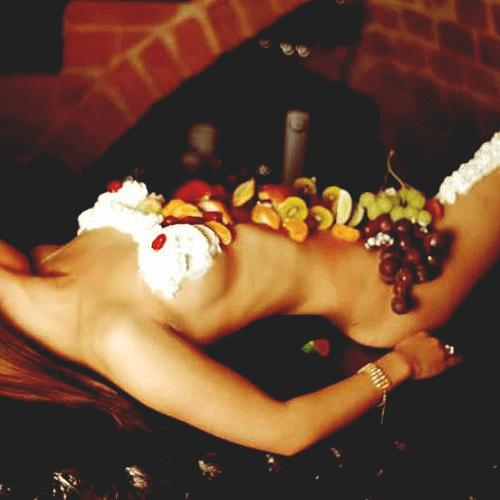Tequila vom Körper / Früchte vom Körper